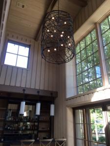 Stick art cylinder light
